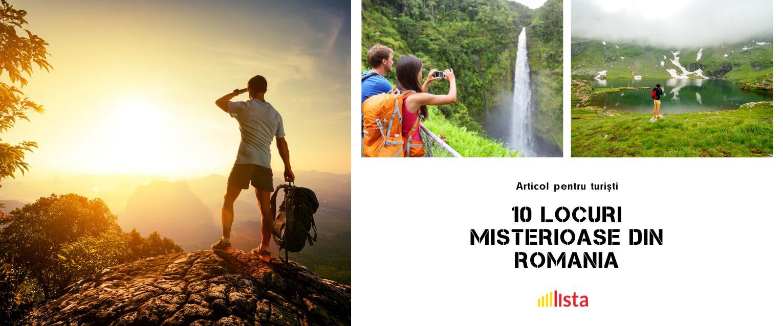 10 Locuri Misterioase din Romania