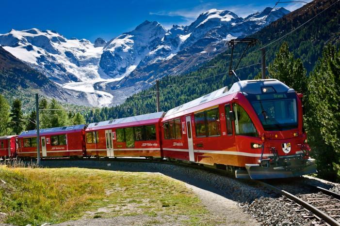 Vacanța în Elveția