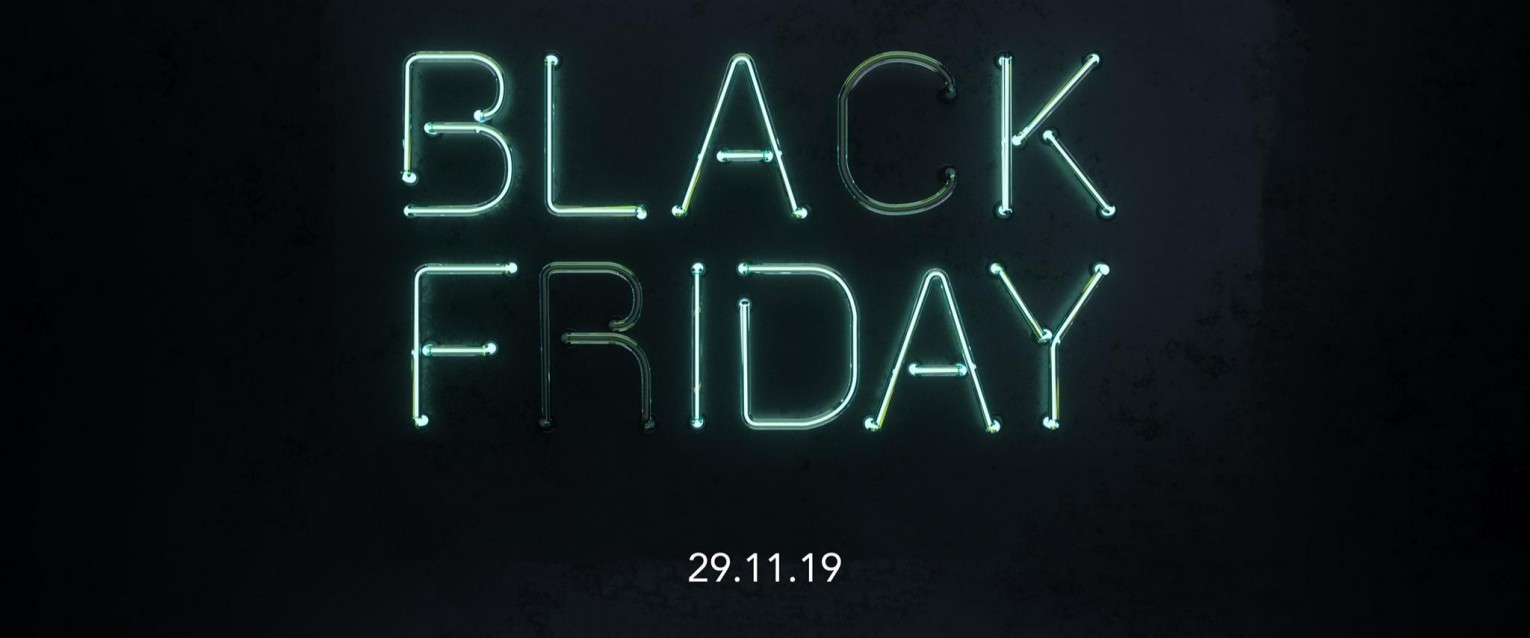 Salut Black Friday!