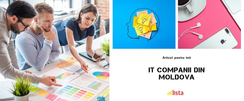 Companii IT din Republica Moldova