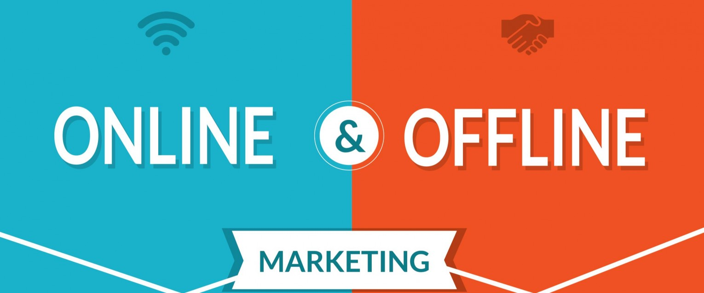 Promovare online vs Promovare offline