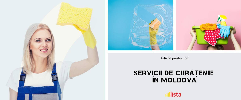 Care companie oferă servicii de curățenie de calitate înaltă?