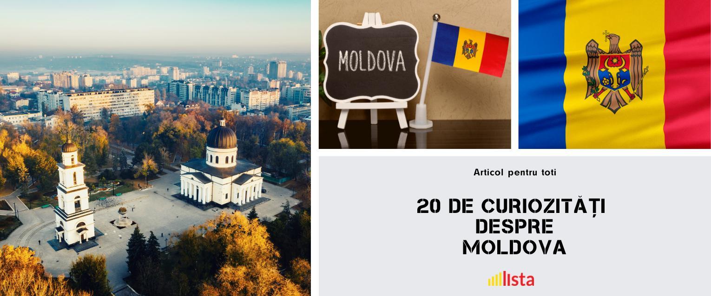 Самые интересные факты о Молдове