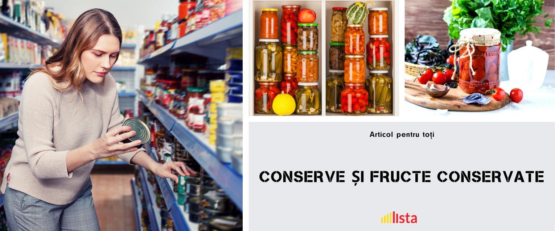 TOP 3 Fabrici de Conserveși Fructe Conservate Pentru Iarna din Moldova