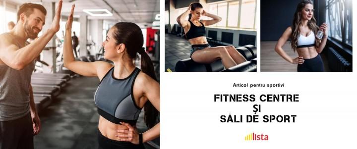 10 Fitness Centre si Sali de Sport | Chisinau & Balti