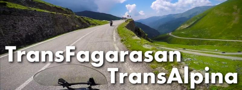 Transfăgărășan vs Transalpina