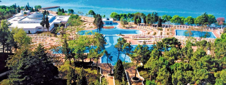 10 Stațiuni în Bulgaria
