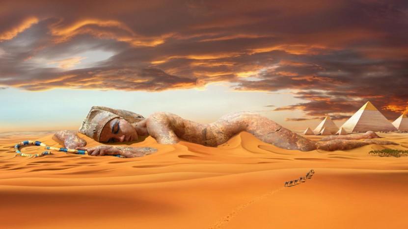 Pe urmele faraonilor. Vacanță în Egipt