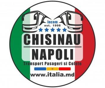 Companie Chișinău Roma Napoli