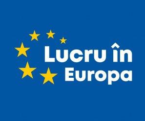 LUCRU IN EUROPA