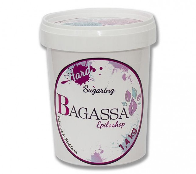 Pasta de zahar Bagassa 1.4 kg