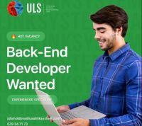 Ofertă de muncă pentru programatori