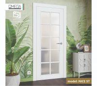 Межкомнатные двери со стеклом - NICE Amore Classic