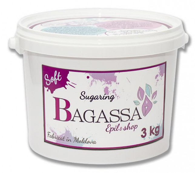 Сахарная паста Bagassa 3 кг